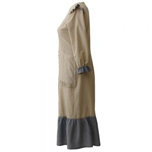 Summer women's manteau