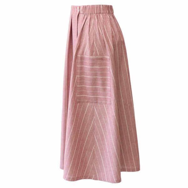 Summer women's long skirt 1030007 code
