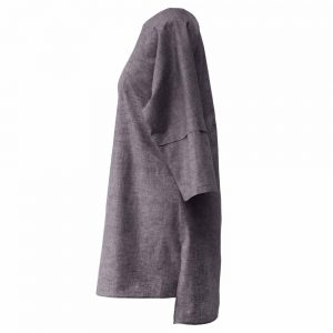 Summer women's short manteau 1100036 code - gray