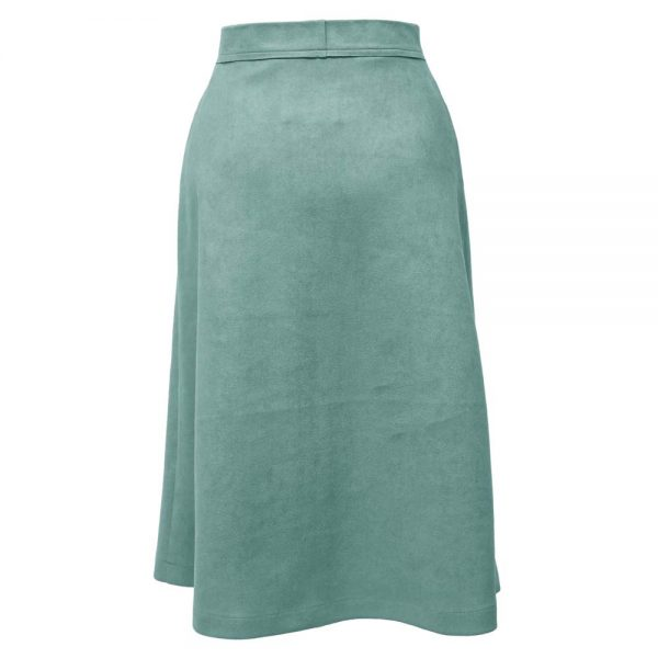 Fall women's skirt 1030008 code- lightblue