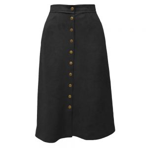 Fall women's skirt 1030008 code- black