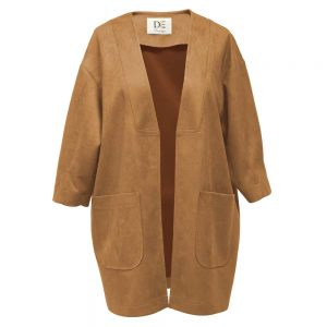 Fall women's jacket 1100041 - caramel