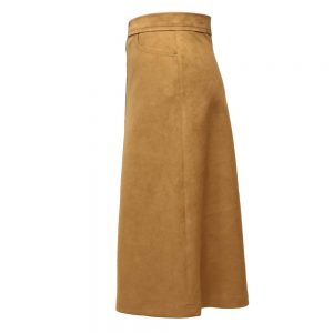 Fall women's skirt 1030008 code- caramel